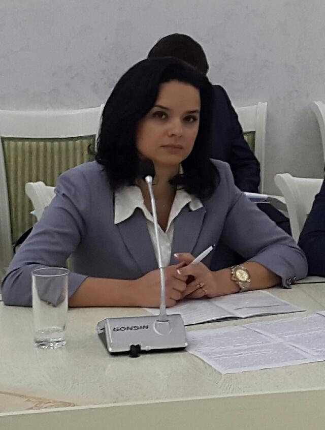 Абдулаева Ильмира Абдурагимовна