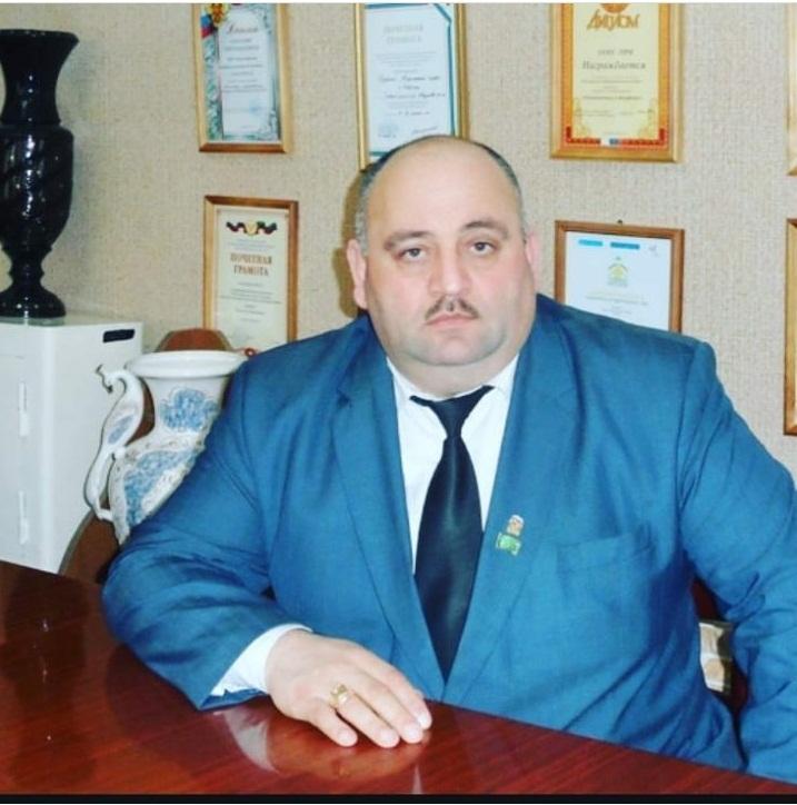 Аскеров Алегвар Гасаналиевич.
